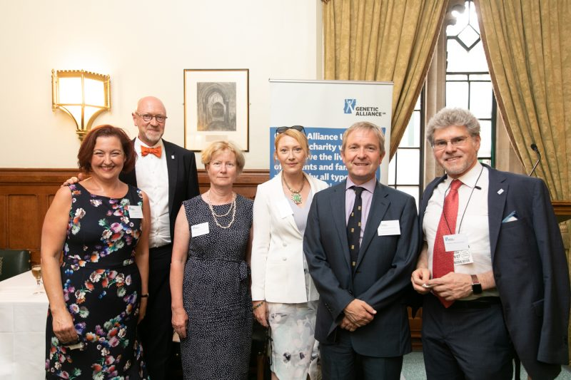 Speakers of the ERN event