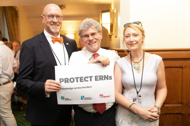 Avril Daly at Protect ERN event